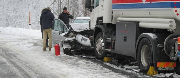 Prometna nesreča Col-Godovič!