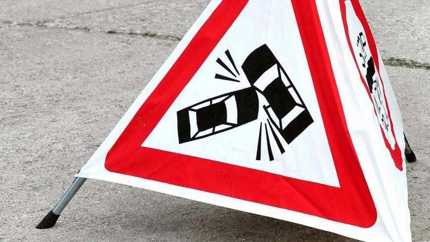 Prometna nesreča v Ajdovščini!