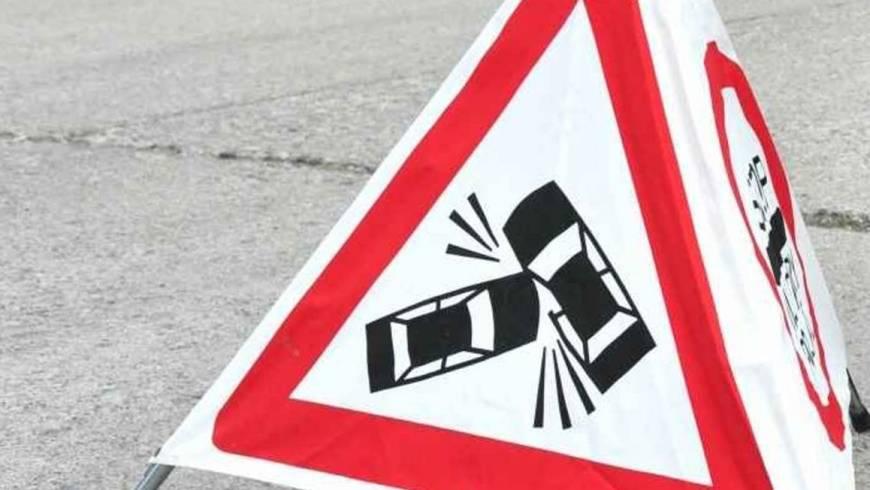 Prometna nesreča!