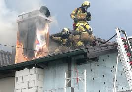 Dimniški požar v Selu 24!