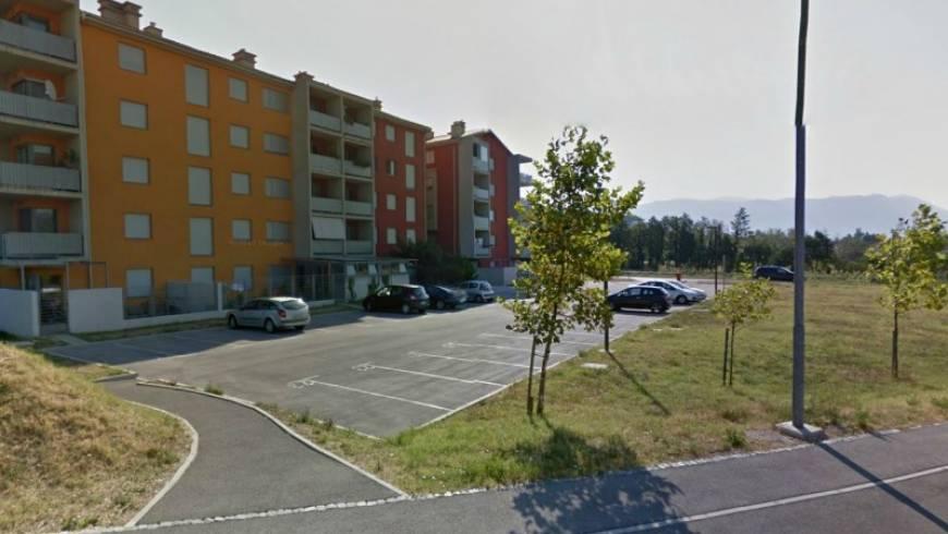 Sprožitev požarnega alarma v stanovanjskem bloku v Ajdovščini!