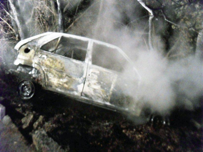 Požari osebnih vozil